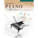 Accelerated Piano Adventures: Sightreading - Book 1 - Randall Faber, Nancy Faber (Author)