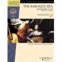 The Baroque Era: Intermediate Level (Schirmer Performance Editions) - Walters, Richard (Editor)