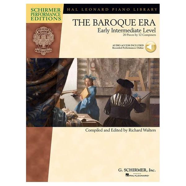 The Baroque Era: Early Intermediate Level (Schirmer Performance Editions) - Walters, Richard (Editor)