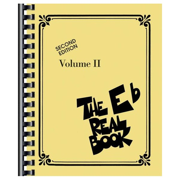 The Real Book: Volume II - Second Edition (E Flat Instruments) - Various Artists (Artist)