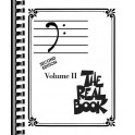The Real Book: Volume II - Second Edition (Bass Clef Instruments) - Various Artists (Artist)