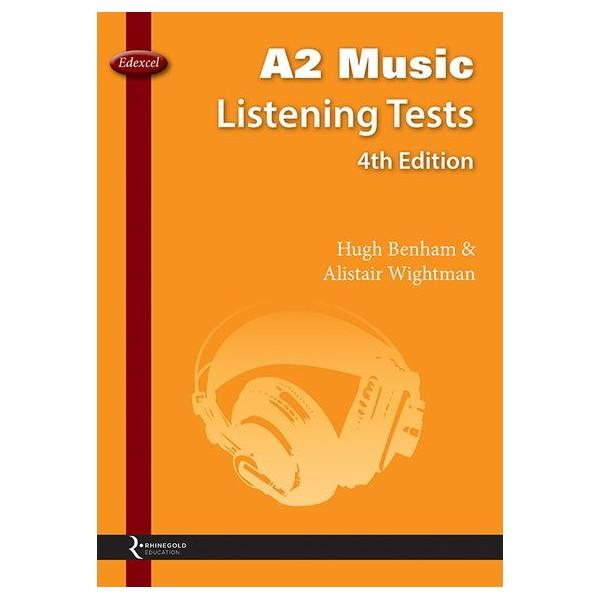 Edexcel: A2 Music Listening Tests - 4th Edition - Benham, Hugh (Author)
