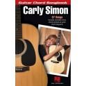 Carly Simon: Guitar Chord Songbook - Simon, Carly (Artist)