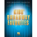 Kids Broadway Favorites: Easy Piano Songbook (Easy Piano) - Various Composers (Composer)