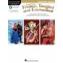 Bb Sax: Songs From Frozen, Tangled And Enchanted (Book/Online Audio)