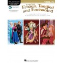Violin: Songs From Frozen, Tangled And Enchanted (Book/Online Audio)