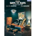 Claude Bolling: Suite For Flute And Jazz Piano Trio (Flute Part) - Bolling, Claude (Composer)