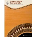 Acoustic Guitar Instrumentals: 25 Performances Transcribed Note-For-Note - Guitar Recorded Versions -