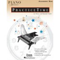 Faber Piano Adventures: Piano Adventures PracticeTime Assignment Book - Faber, Nancy (Author)