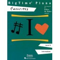 Faber Piano Adventures: BigTime Favorites - Level 4 - Faber, Nancy (Arranger)