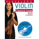 Playalong Violin - Classical Tunes - 0