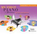 Faber Piano Adventures: My First Piano Adventure - Lesson Book C/CD - Faber, Nancy (Author)