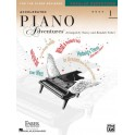 Accelerated Piano Adventures For The Older Beginner: Book 1 - Popular Repertoire - Faber, Nancy (Arranger)
