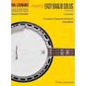 Hal Leonard Banjo Method: More Easy Banjo Solos - Robertson, Mac (Arranger)