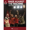 Rage Against The Machine: Guitar Anthology - Guitar Recorded Versions - Rage Against The Machine (Artist)