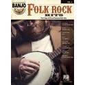 Banjo Play-Along Volume 3: Folk Rock Hits (Book/CD) - Various Artists (Artist)