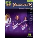 Bass Play-Along Volume 44: Megadeth - Megadeth (Artist)