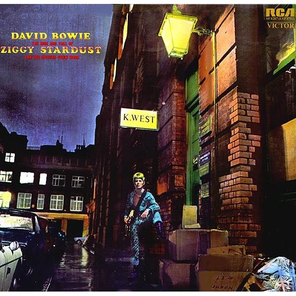 Perri's David Bowie Ziggy Stardust Leather Strap
