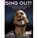 Sing Out! Seven Pop Songs For Todays Choirs - Book 4 (Book/Download Card) - Various Artists (Artist)