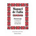Manuel De Falla: Homenaje Le Tombeau De Claude Debussy (Guitar Solo) [Amended Edition 2014] - De Falla, Manuel (Composer)