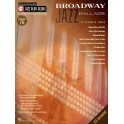 Jazz Play-Along Volume 76: Broadway Jazz Ballads (Book/CD) - Various Composers (Composer)