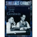 Sing the Songs of George & Ira Gershwin - Music Minus One - Backing Track CD + Sheet Music