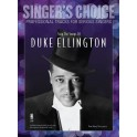 Sing the Songs of Duke Ellington - Music Minus One - Backing Track CD + Sheet Music