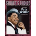 Sing the Songs of Fats Waller - Music Minus One - Backing Track CD + Sheet Music