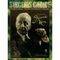 Sing the Songs of Jerome Kern - Music Minus One - Backing Track CD + Sheet Music