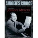 Sing the Songs of Johnny Mercer - Music Minus One - Backing Track CD + Sheet Music
