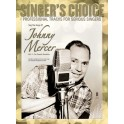Sing the Songs of Johnny Mercer Vol. 2 - Music Minus One - Backing Track CD + Sheet Music