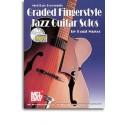 Graded Fingerstyle Jazz Guitar Solos - Paul Musso