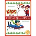 Kids Sing Christmas Songs - Music Minus One - CD and Sheet Music Sing-a-long Edition