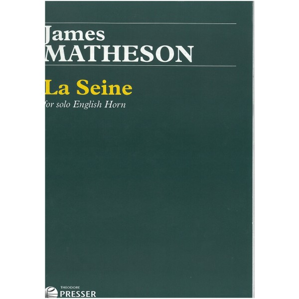Matheson, James - La Seine