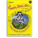 Zippety Zappy Zee - Three Friends to Sing with Me