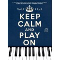 Keep Calm And Play On: The Blue Book - Piano Solo - Norey, Jenni (Editor)