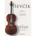 Sevcik Cello Studies: 40 Variations - Sevcik, Otakar (Composer)