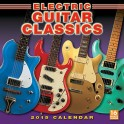 Electric Guitar Classics: 2015 16-Month Wall Calendar -