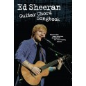 Ed Sheeran: Guitar Chord Songbook - Sheeran, Ed (Artist)