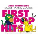 John Thompsons Easiest Piano Course: First Pop Hits - Thompson, John (Author)