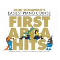 John Thompsons Easiest Piano Course: First ABBA Hits - ABBA (Artist)