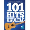 101 Hits For Ukulele (Blue Book) - Various Artists (Artist)