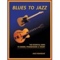 Jack Eskridge: Blues To Jazz - The Essential Guide To Chords, Progression & Theory - Eskridge, Jack (Author)