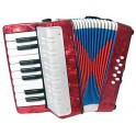Chanson Mini Piano Accordion
