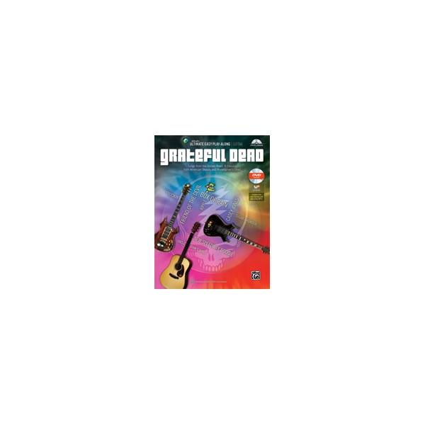 Grateful Dead - Ultimate Easy Guitar Playalong