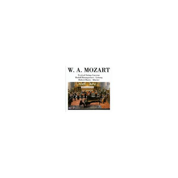 Harry, Hubert - Hubert Harry Plays Mozart