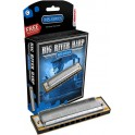 Big River Harp Diatonic Harmonica by Hohner