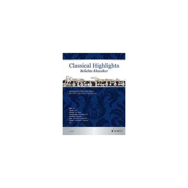 Classical Highlights for Oboe