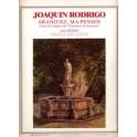 Rodrigo, Joachin - Aranjuez, ma pensee