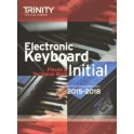 TCL Electronic Keyboard (Initial)